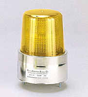 Strobe Lights - M1 Series - Through Bolt Permanent (Standard)