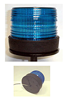 The 565/585H Strobe Series - Pipe Mount