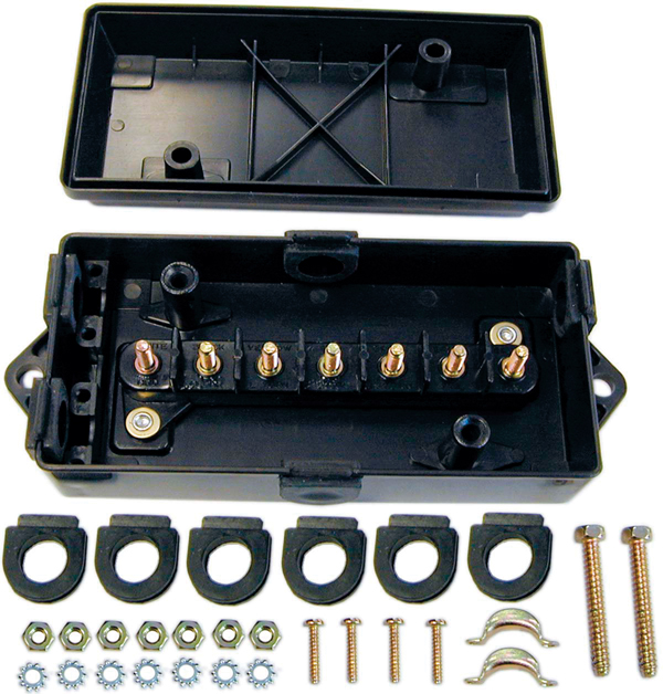 7-Way Trailer Junction Box