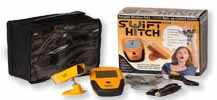 Swift Hitch Wireless Backup Camera System (Includes a Longer Life Battery, Carrying Case, and Suction Cup Mount)