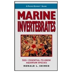 Marine Invertebrates Pocket Guide