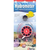 Red Sea Hydrometer/Thermometer