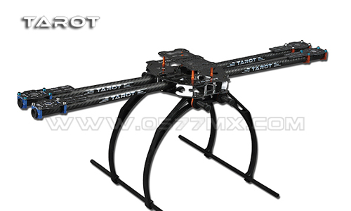 Tarot Iron Man 650 Foldable Quadcopter Frame TL65B02