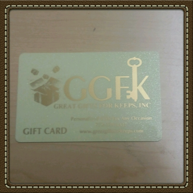 Gift Card for Family Tree