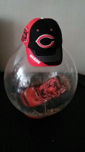Chicago Bears Balloon Stuff - (Bring your own items for stuffing)
