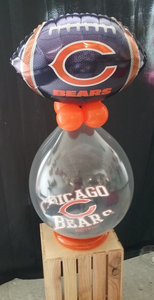 Chicago Bears Spirit - (Bring your own items for stuffing)