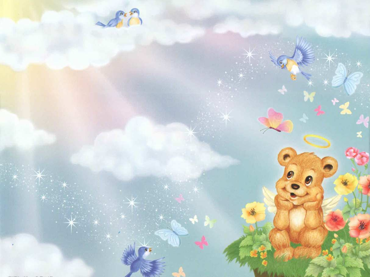 Baby Shower Backgrounds