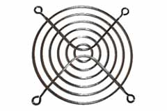 92mm Wire Formed Fan Guard - Click to enlarge