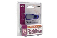 Pen Drive : 512 MB USB 2.0 Flash Disk Storage - Click to enlarge
