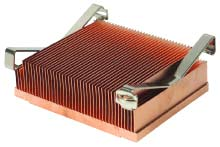 Cooler Master E1U-NPESC-03 Passive 1U Socket-478 Heatsink - Click to enlarge