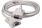10' VGA Monitor Cable - HD15 Male to Female - Click to enlarge