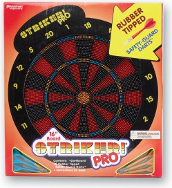 Pressman - Striker Pro 16'' Dart Game