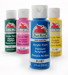Apple Barrel Paints