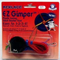 Pepperell Crafts - Rexlace EZ Gimper