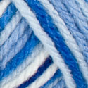 Red Heart - E267 Classic Yarn - Blues