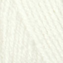 Red Heart - E302 Super Saver Jumbo Yarn - Soft White