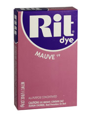 Rit - 1-1/8 oz. Powder Dye - Mauve