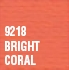 Coats & Clark - General Purpose Dual Duty XP Thread - Bright Coral