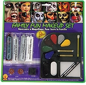 Rubies - Family Makeup kit
