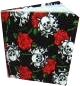 Book Sox - Standard Size Print Color - Skulls and Roses