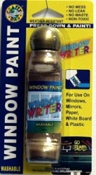 Crafty Dab - Window Paint Writer -  GOLD