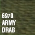 Coats & Clark - Dual Duty XP General Purpose Thread - Army Drab