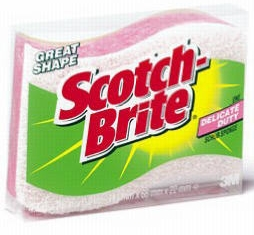 Scotch-Brite Cookware Scrub Sponge