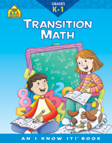 School Zone - Transition Math K-1