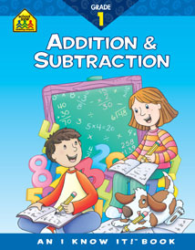 School Zone - Addition & Subtraction 1-2