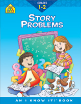 School Zone - Story Problems 1-2