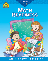School Zone - Math Readiness K-1