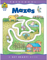 School Zone - Mazes