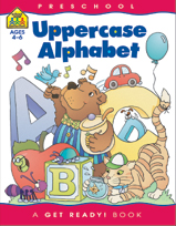 School Zone - Uppercase Alphabet