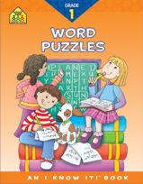 School Zone - Vocabulary Puzzles 1