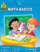 School Zone - Math Basics 2 Deluxe Edition