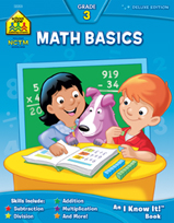 School Zone - Math Basics 3 Deluxe Edition