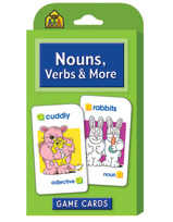 School Zone - Nouns, Verbs & More