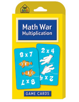School Zone - Math War: Multiplication