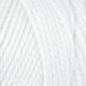 Red Heart - E511 TLC Baby Yarn - White