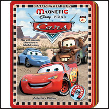 Disney's CARS Travel Tin
