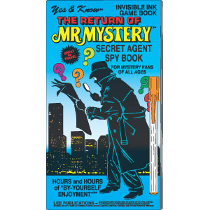The Return of Mr. Mystery