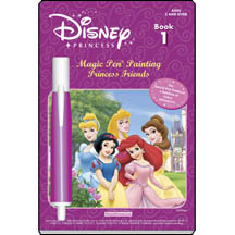 DISNEY'S Princess Friends Book 1