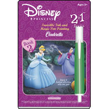 DISNEY'S Cinderella Book 2