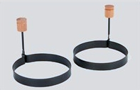 Fox Run - 2 PK  EGG RING SET