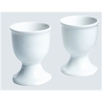 Fox Run - 2 PK PORCELAIN EGG CUP SET