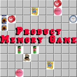 Ward's Product Memory Game