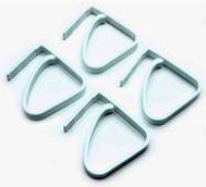 Fox Run - 4 PK Plastic Tablecloth Clip