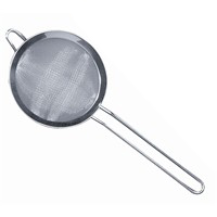 "Fox Run 6"" Stainless Steel Mesh Strainer"