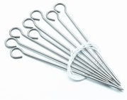 Fox Run - 8PK Stainless Steel Poultry Lacer Set