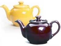 Fox Run - PETER SADLER TEAPOT - 6 Teacup Size